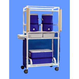 Care Products, Inc. 48 Qt. Hydration Ice Cart/Water Cooler