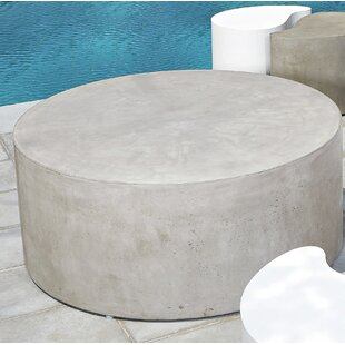 Perpetual Grand Louie Concrete Coffee Table by Seasonal Living #1