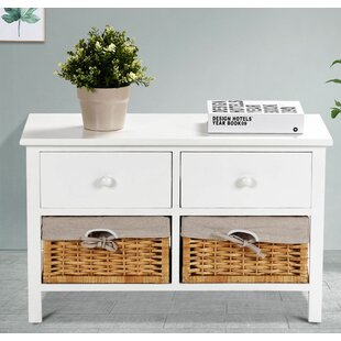 Mapleview Unit Baskets 2 Drawer Accent Chest