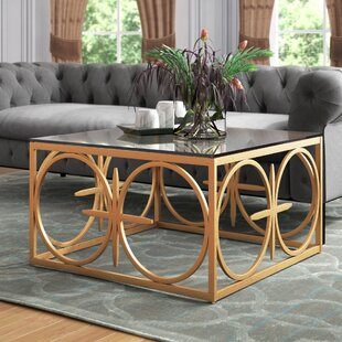 Zilla  Coffee Table by Willa Arlo Interiors