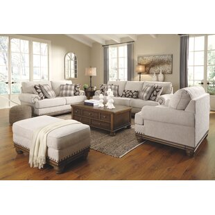 Darby Home Co Guttenberg Configurable Liv..