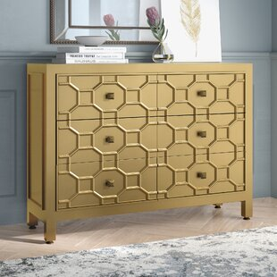 Raquel 6 Drawer Chest By Canora Grey