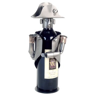 Napoleon 1 Bottle Tabletop Wine Rack by H..