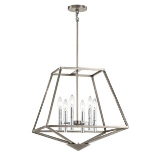 Brace 6-Light Geometric Ch..