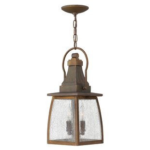 Montauk 2-Light Outdoor Hanging Lantern