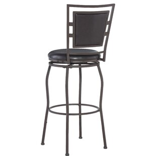 Price Check Vinciguerra Adjustable Height Swivel Bar Stool (Set of 3) by Red Barrel Studio Reviews (2019) & Buyer's Guide