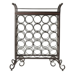 Silvano 25 Bottle Floor Wine Rack by Wins..