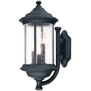 Devizes 3-Light Outdoor Wall lantern by Charlton Home