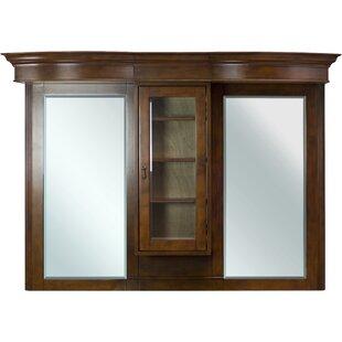 Affordable Price Traditional Birch Wood-Veneer Wall Mirror ByRoyal Purple Bath Kitchen