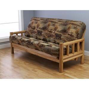 Superior Lodge Canadian Futon And Mattress. Lodge Canadian Futon And Mattress. By Kodiak  Furniture