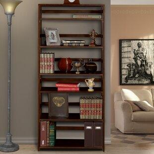 Flip Flop Folding Standard Bookcase by Regency