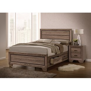 Barnsdall Storage Panel Bed