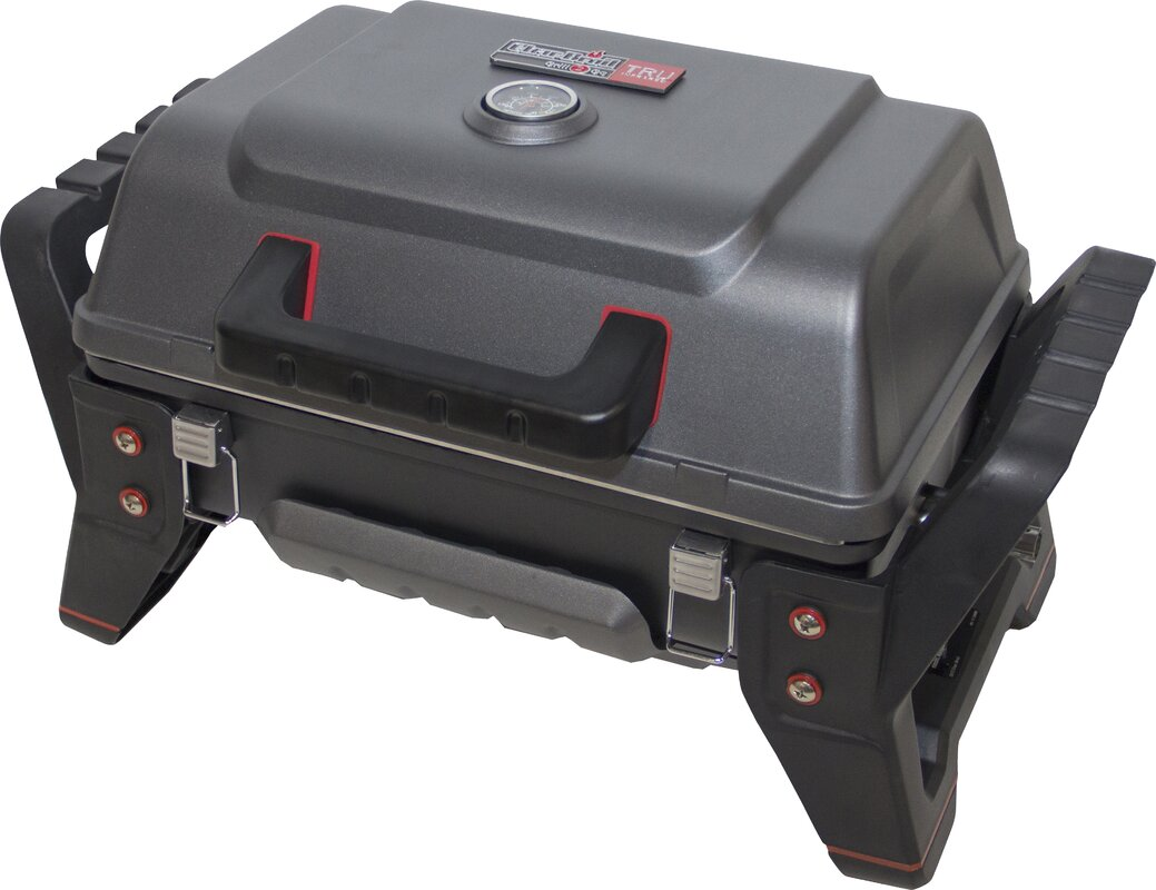 TRU Infrared Grill2Go Portable Gas Tabletop Grill