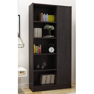 Fenske Modern Standard Bookcase by Wrought Studio