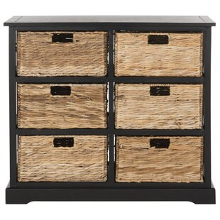 Clarion 6 Basket Storage Chest Beachcrest Home