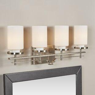 Foxall 4-Light Vanity Light by Birch Lane™ Heritage