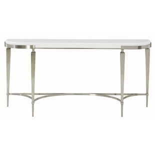 Bernhardt Domaine Demilune Console Table