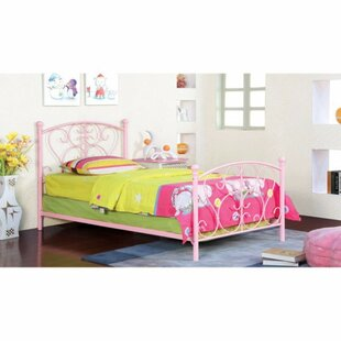 Kramer Metal Frame Twin Platform Bed