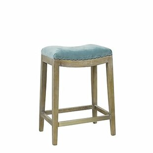 Trista 26 Bar Stool (Set of 4) One Allium Way