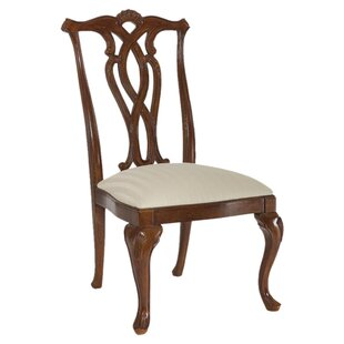 Astoria Grand Staas Pierced Back Side Chair (Set of 2)