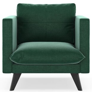 Cozart Armchair by Corrigan Studio