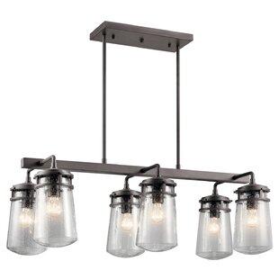 Trent Austin Design Pakwa 6-Light Outdoor Chandelier