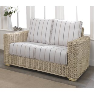 Bartleson Conservatory Loveseat by Beachcrest Home