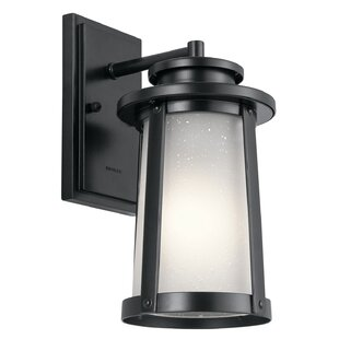 Reviews Howells Outdoor Wall Lantern By Latitude Run
