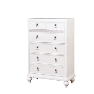 Rosdorf Park Hobart 6 Drawer Chest Image