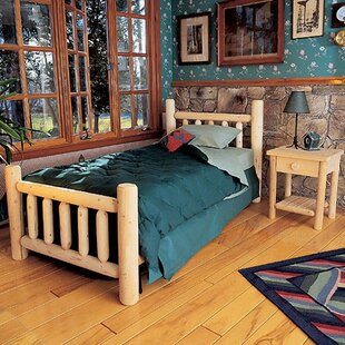 Loon Peak Lonato Panel Configurable Bedroom Set