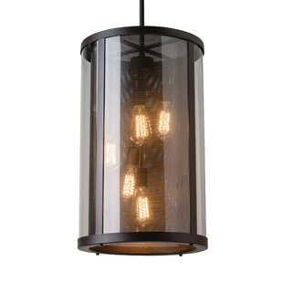 Affordable Price Patton 5-Light Outdoor Pendant By 17 Stories