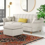 Fine Modern Sectional Sofas Allmodern Squirreltailoven Fun Painted Chair Ideas Images Squirreltailovenorg