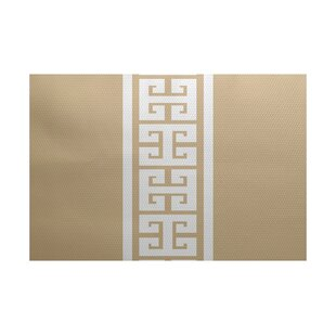 Hancock Beige Indoor/Outdoor Area Rug
