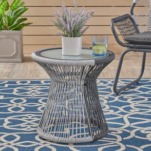 Sprague Steel Side Table