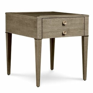 Albright Drawer End Table