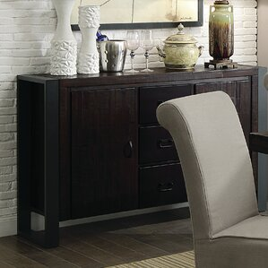 Cherry Hill Reclaimed Wood Sideboard by Gracie Oaks