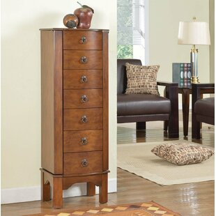 Wildon Home ® Jewelry Armoire