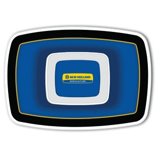 New Holland Melamine Chip and Dip Tray