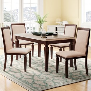 Darby Home Co Schoenberg 5 Piece Dining Set