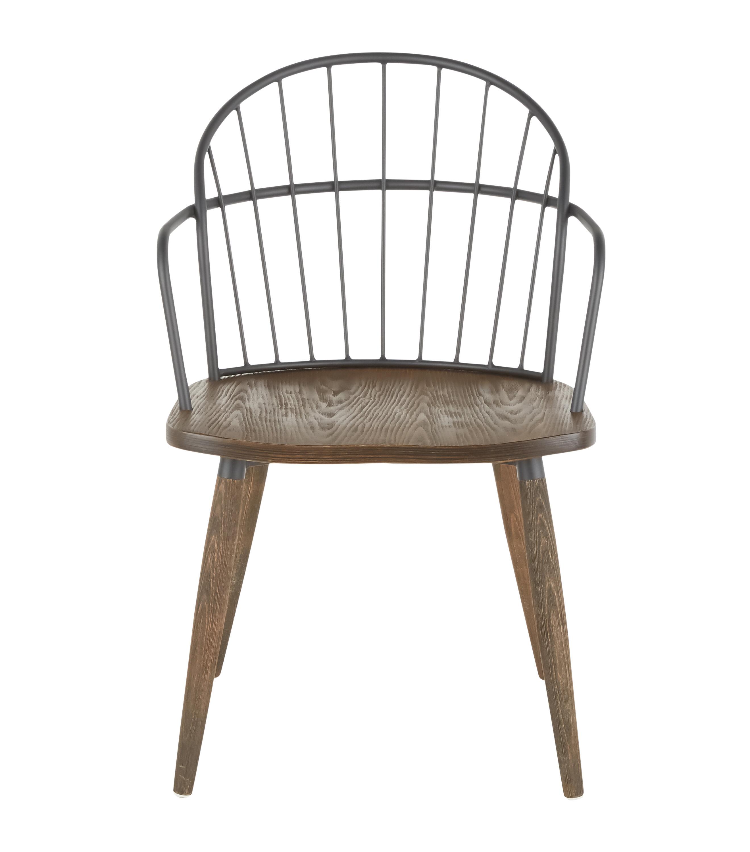 Lankheit Windsor Back Arm Chair