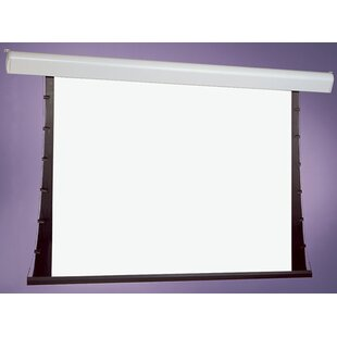 Silhouette Series V Gray Electric Projection Screen