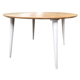 Felicien Round Solid Wood Dining Table