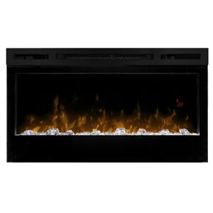 Prism Wall Mount Electric Fireplace by Dimplex