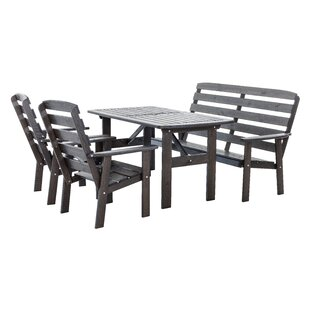 Youngs 5 Seater Dining Set By Sol 72 Outdoor
