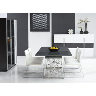 Borg Extendable Dining Table Bellini Modern Living