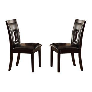 Red Barrel Studio Bishop Side Chair (Set of 2)