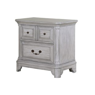 Darby Home Co Chelmscote 2 Drawer Nightst..