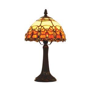 Beige 35cm Buffet Lamp