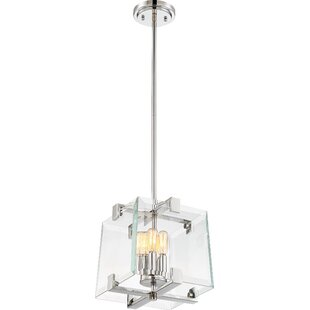 Jennell 4-Light Square/Rec..