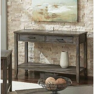Salerno Console Table by Gracie Oaks